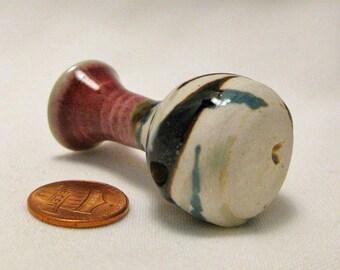 Le Petit Porcelain Miniature Vase