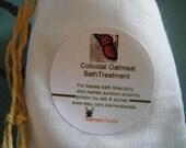 Colloidal Oatmeal Bath Treatment, lavender,bath soak,babies bath treatment