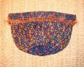 Crochet Newborn Photo Prop Cocoon