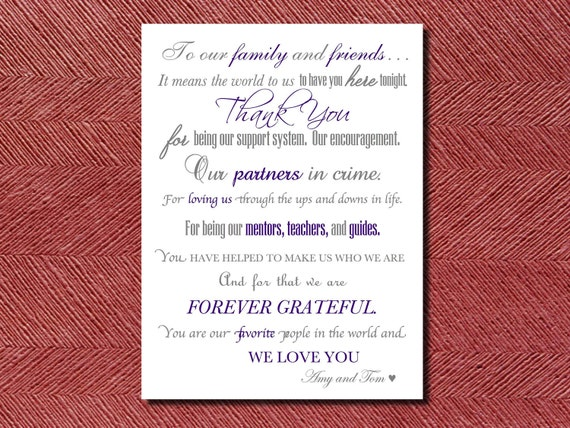 Day Thank You Card Do it Yourself Chic Modern – Modern Wedding Thank You Cards