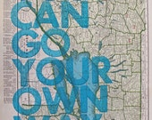 You Can Go Your Own Way/ New York