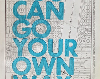 You Can Go Your Own Way / Detroit