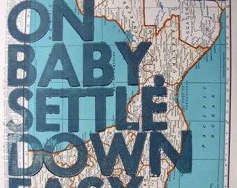 Mexico / Ramble On Baby