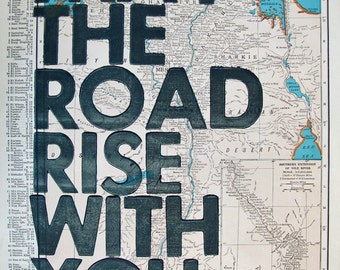 Egypt / May The Road Rise With You
