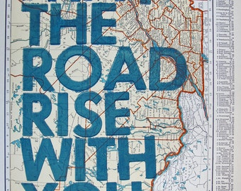 Quebec  / May The Road Rise With You