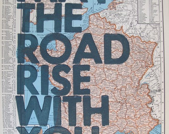 France  / May The Road Rise With You