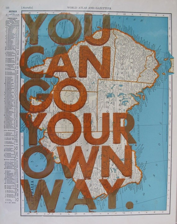 You Can Go Your Own Way /Maine