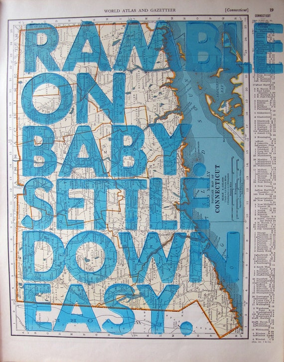 Connecticut / Ramble On Baby