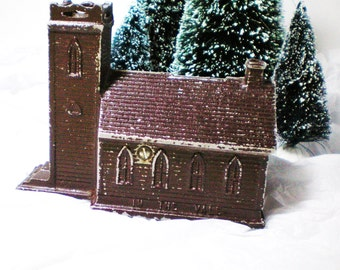 Souvenir Bank - The Little Brown Church in the Vale