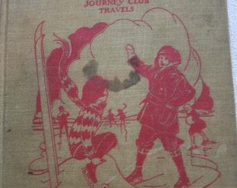 The Clothes We Wear- Antique Children's book