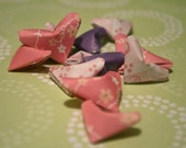 Sweet Origami Secret Love Message Hearts for your Valentine