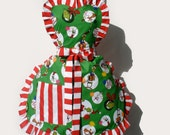 Apron Christmas Dr Seuss Full retro Inspired Apron