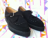 vintage underground creepers brand new size 7