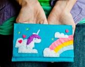 Unicorn Heaven Fantasy Pouch