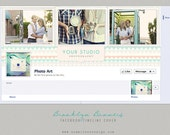 Facebook Timeline Cover design - Brooklyn Banners by Summit Avenue