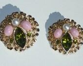Sarah Coventry Earrings Fashion Splendor