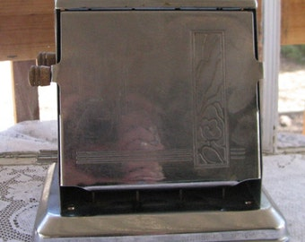 Antique Electric Toaster, Lady Hibbard Style 436