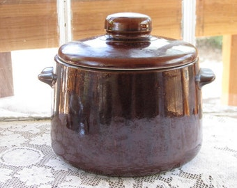 Vintage Westbend Bean Pot with Lid