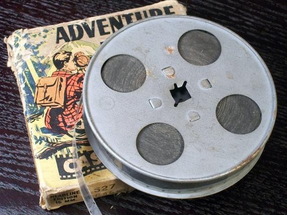 16mm Film Adventure Parade Castle Films No. 627 Caged Fury