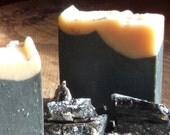 Beauty in Black Charcoal Goat Milk Soap