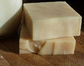 Reserved for Emily- Unscented Creamy Goat Milk Soap