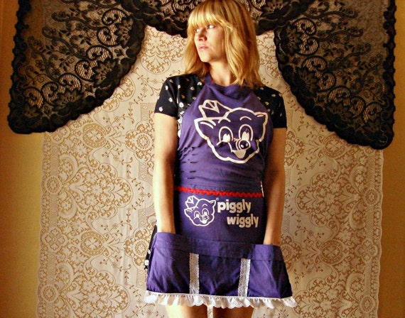 perfect for a bar b que piggly wiggly apron
