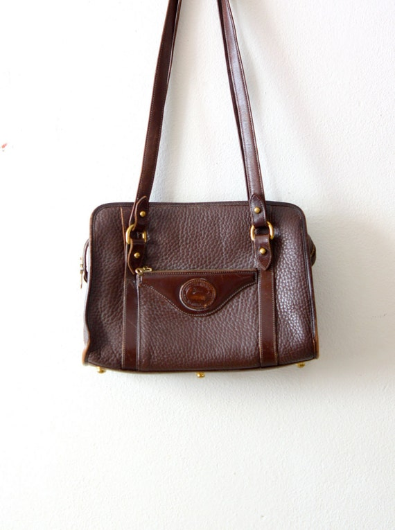 Vintage Dooney and Bourke shoulder bag