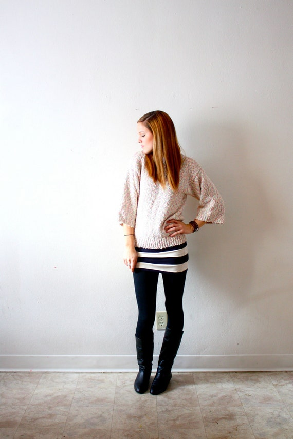 Sale:) Vintage pastel sweater