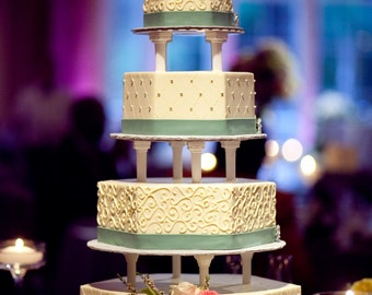 Custom Made Wedding Cake Stand