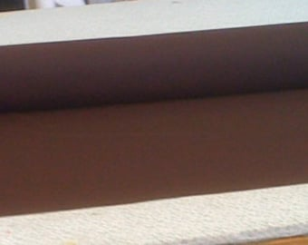 Brown Extra Wide Custom Made Aisle Runner 50 Feet Long 59 inches Wide