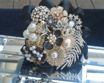 Brooch Posey Bouquet Made to Order