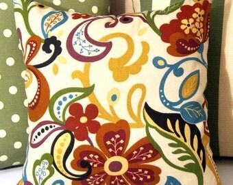 """Richloom Wildwood judilee indoor outdoor pillow cover 18"""" X 18"""""""