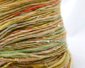 GHAZAL - Handspun yarn, luxury fibres, sport weight (145yds)