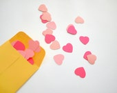 Paper Confetti - Heart