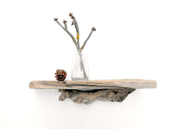 Driftwood Trinket Shelf No. 23