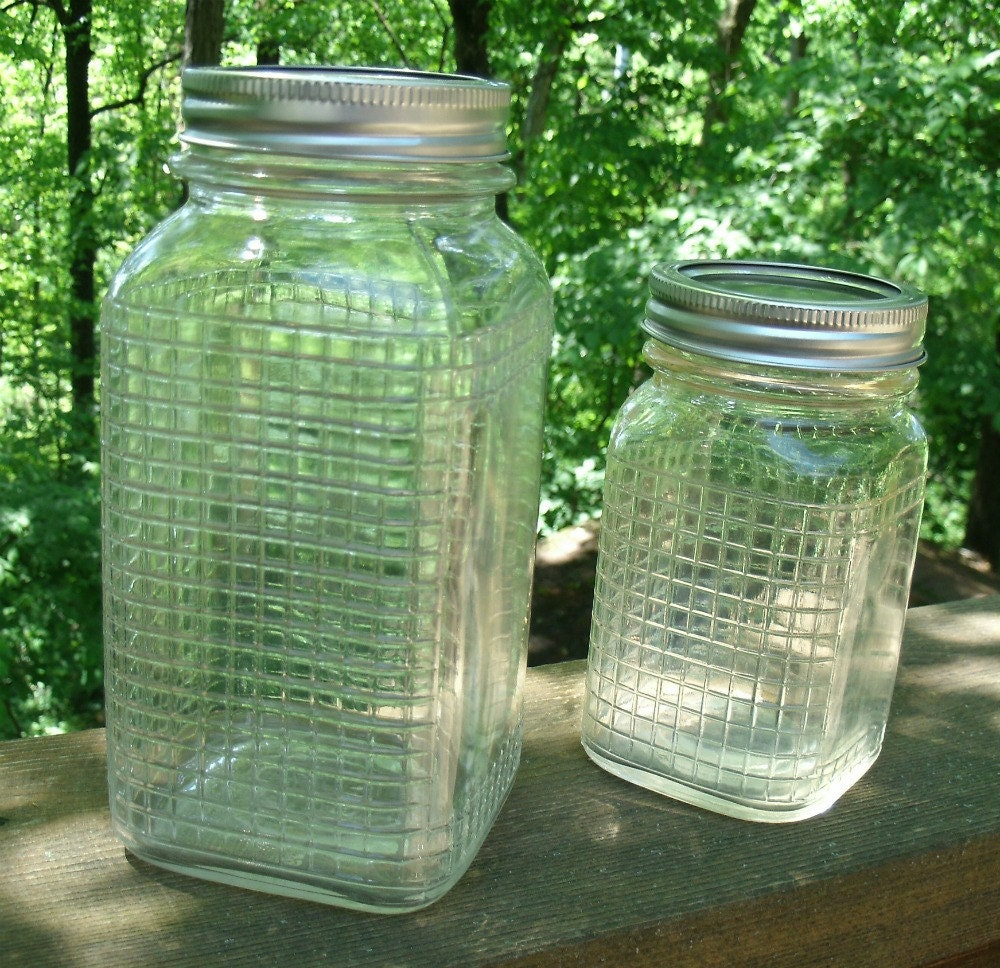 What are Ball Jars Kerr Jars Mason Jars