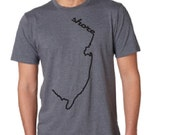 LABOR DAY SPECIAL - Shore - Men's (Small, Medium, Large, and X-Large) Sustainable T-Shirt