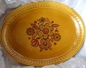 Vintage Palissy 'Sierra' Platter