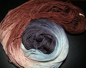 Lambie Pie Super Wash Merino / Nylon Sock Yarn - The River