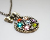 MOVING SALE Sailor Moon Rainbow Necklace