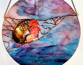 Sea Dreams Stained Glass