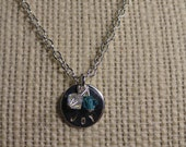 Personalized Small Charm Necklace
