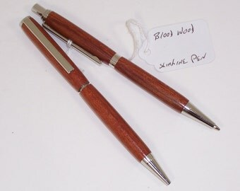 Bloodwood Pen Pencil Set