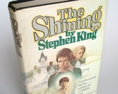 Resereved for Deirdre- Vintage First Book Club Edition The Shining Stephen King