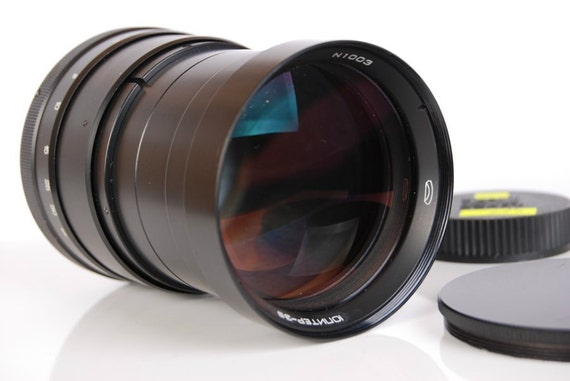 Extremely Rare Jupiter 39 5.6 / 135 mm M42 Experimental Police Russian Lens