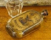 Antique Old Rye Whiskey Bottle w Label