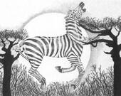 Serengeti Dreams - Note Card Package