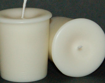Set of 6 Votive Soy Candles