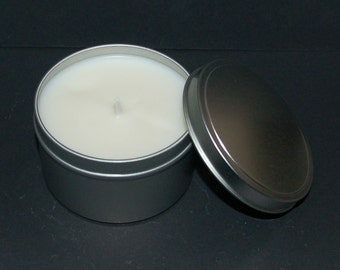 Day at the Spa - 6 oz Soy Candle Tin.