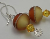 Horizon Bead earrings